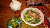 トクシマバルの日本酒(冷・燗)の写真