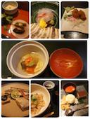 京都祇園 川村料理平の【赤短 九品】 2,950円コースの写真