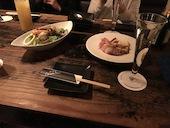 シャンタムールの合鴨胸肉のローストの写真