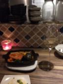 窯焼きdining 和蘭ししがしらの釜焼きバーニャカウダの写真
