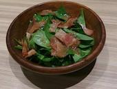 ラパウザ La Pausa 松戸店の■ほうれん草とベーコンのサラダの写真