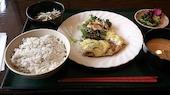 季膳房 新宿 KIZENBOUの500円ランチ (選べる小鉢付き)の写真
