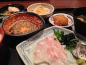 郷土料理 五志喜の宇和島鯛めしの写真