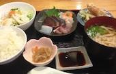 黒潮亭 松山市の宇和海定食の写真