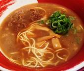 麺王の徳島ラーメンの写真