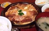 うまや 鹿児島店の黒豚ロースカツ定食/黒豚ヒレカツ定食/黒豚ヒレカツ煮定食の写真
