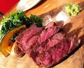ビーフマン Beef Man 小倉魚町店の名物 ビーフマンステーキの写真