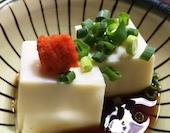 瓦そば・たかせ・別館の白子豆腐の写真