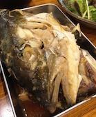 地魚屋台 ごっつぁんの漁師のあら炊きの写真