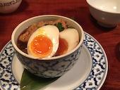 旅人食堂 立川店の牛すじのタイ式煮込みの写真