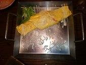 焼き鳥本舗 祭 まつり 本厚木の漁師風あさりラーメン/スパイシーTHEキーマカレーの写真