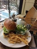 ブルックリンパーラー BrooklynParlor 札幌のハンバーガーの写真