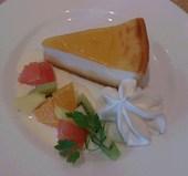 Delicius パスティチュリア・デリチュース 箕面本店のチーズケーキの写真