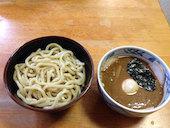 中華そばつけ麺 村岡屋の特製つけ麺の写真