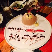 池袋 Cafe&Dining ペコリのパインラッシー/マンゴーラッシー/オレンジラッシーの写真