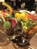 ベヂロカ 名古屋本店のベヂロカのお野菜(S・M・Lサイズでお野菜バーの野菜が全てつめ放題です♪)の写真