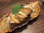 米助 よねすけ 新宿総本店の燻りガッコとペッパーチーズの写真