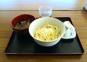 安藤製麺の肉汁うどんの写真