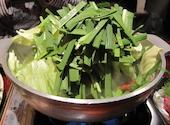 もつ料理 かわ乃 博多店のもつ鍋(しょうゆ)の写真
