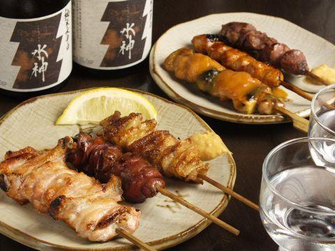 渋谷にある安くて美味しい焼き鳥屋!何度も行きたくなるお店を徹底紹介。 の画像