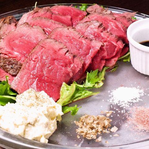 絶品のお肉を堪能!銀座でこだわりの美味しいお肉をいただける店3選 の画像