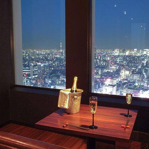 東京の中でも高層ビルが特に多い新宿は、高層階からの展望を眺めながら食事やデートを楽しむ場所がたくさんあります。新宿の高層階から眺める夜景は東京タワーや六本木ヒルズ、スカイツリーなど、現代建築の最先端の…