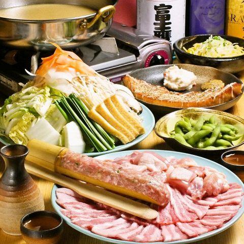 【秋葉原】落ち着いた個室で旨い鍋をつつきながら酒を酌み交わす、ちょっと大人の新年会