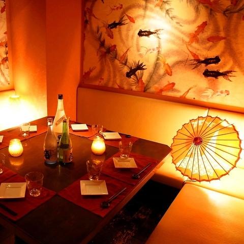 【京都・河原町】お洒落な個室で楽しむ大人の居酒屋デート特集4選 の画像