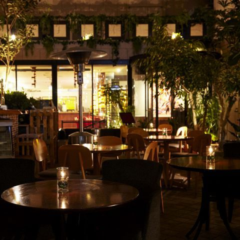 今夜は飲み会!心斎橋周辺のおすすめビアガーデン4選 の画像