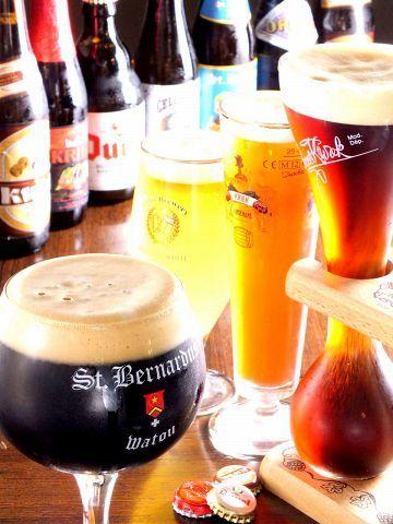 【東京】こだわりのおいしいベルギービールが楽しめるお店おすすめ18選 の画像