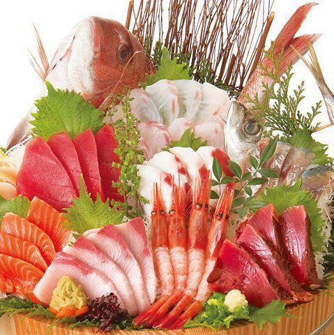 【お魚好きの集まる渋谷の宴会】高品質の海鮮料理を格安で楽しめる居酒屋 の画像