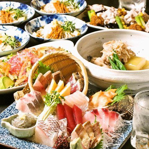 【東京駅・八重洲】日本酒と刺身を組み合わせを楽しみたいおいしい居酒屋おすすめ3選 の画像