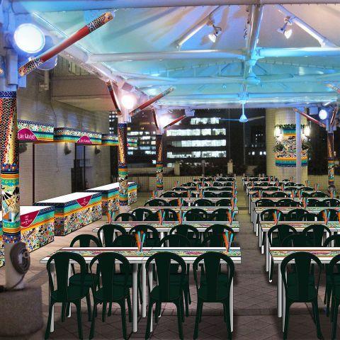 【今夜は開放的に!】会社の飲み会でも使える梅田エリアのビアガーデンおすすめ4選 の画像