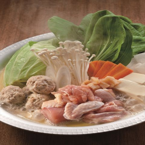 【絶品】水炊きを堪能!神田の鍋が美味しいお店特集