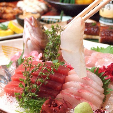 【日本酒・焼酎と一緒に】美味しい刺身が食べられる新宿の居酒屋おすすめ10選 の画像
