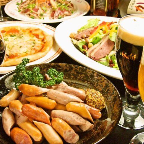 クラフトビールがゴクゴク飲める!有楽町にあるビールに合った料理がおすすめのお店