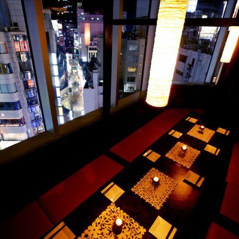 今年は新宿で女子会忘年会!おしゃれに楽しいひとときを過ごせるお店3選 の画像