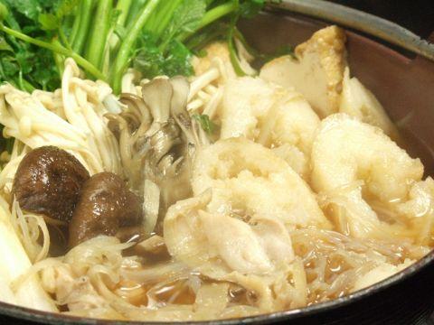 【冬のグルメといえば】今夜はどの鍋で暖まろうか…冬グルメの王様『鍋』を北千住で堪能! の画像