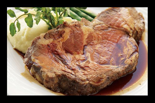 衰え知らずの肉ブームに新たな兆しが!熟成肉の次はローストビーフに注目!