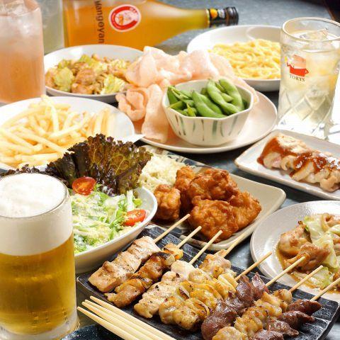 【焼き鳥をたっぷり食べたい】天王寺で焼き鳥が安くて美味い、お得なお店5選