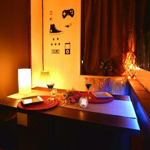 お財布がピンチでも大丈夫!新宿でデートに使える雰囲気自慢のお店4選 の画像