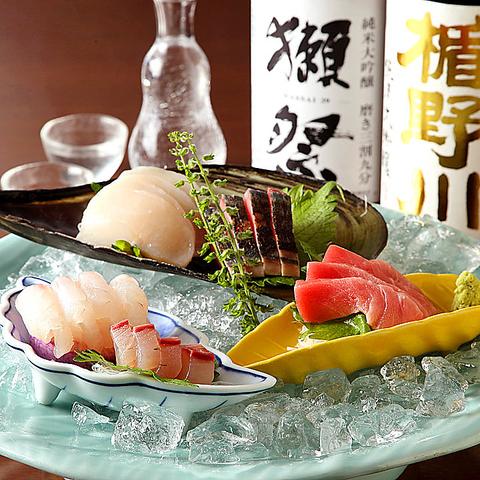 寒い冬は、熱燗をクイッと!秋葉原で美味しい日本酒と肴を楽しめるお店