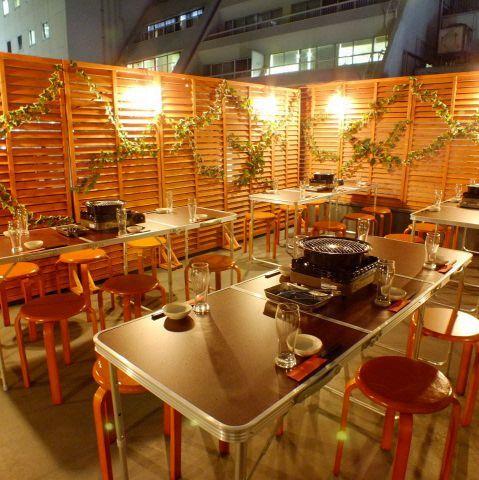【暑い夏を乗り切る!】渋谷にある仕事帰りに寄りたいおすすめビアガーデン の画像
