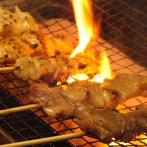 【大阪・東梅田】今日は焼き鳥で決まり!腹ぺこのお腹を満タンにする、ガッツリ系焼き鳥店特集