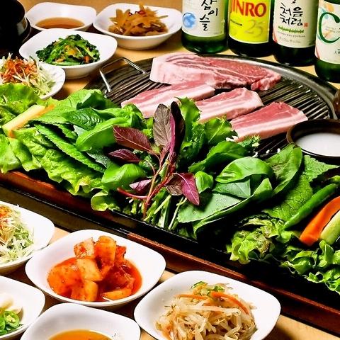 焼き肉で女子会!上野のヘルシーメニュー焼き肉店3選