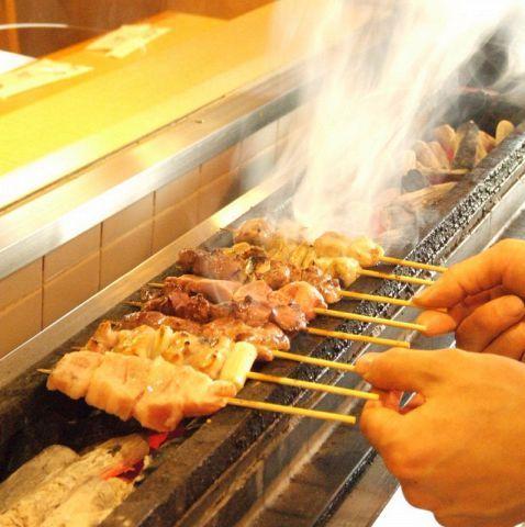 絶品焼き鳥を堪能!新宿西口のうまい焼き鳥がおすすめのお店3選 の画像