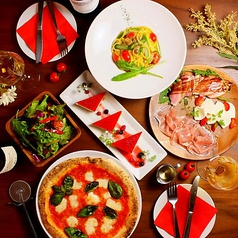 Napoli's PIZZA & CAFFE ナポリス 神戸三宮センタープラザ