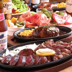 CALIFORNIA DINING THUNDER サンダー