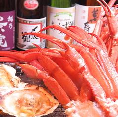 寿司カニ食べ放題 魚銭
