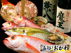海鮮!おがわ